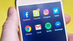 Social Media After National Crises