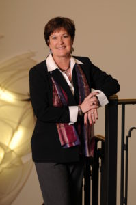 Nancy Wiser, founder of Wiser Strategies, a women-owned business