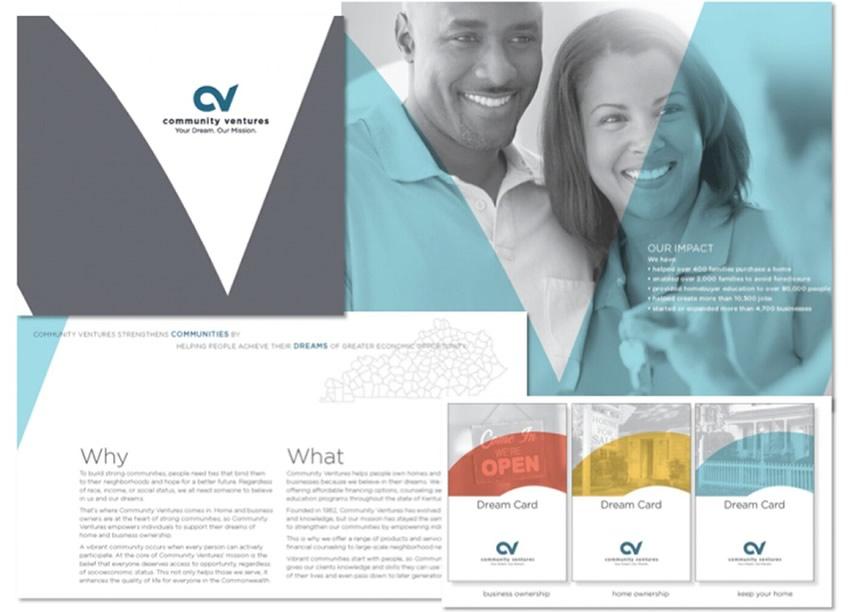Community Ventures Branding