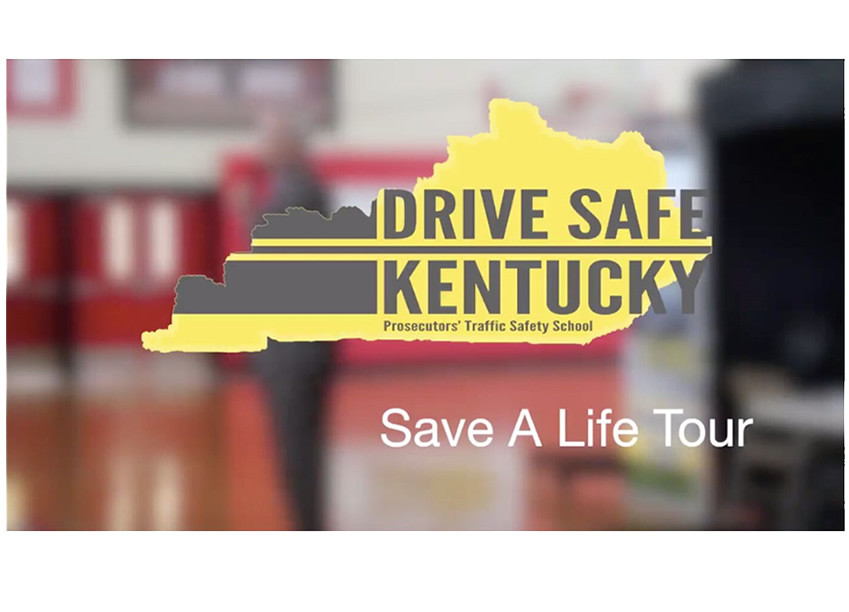 Drive Safe Kentucky Video