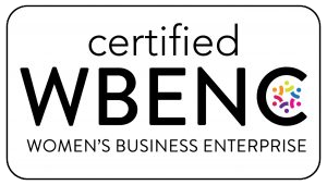 WBENC Certified - Wiser Strategies