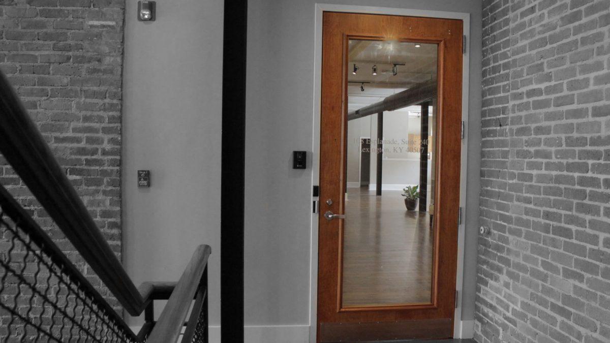 our door picture