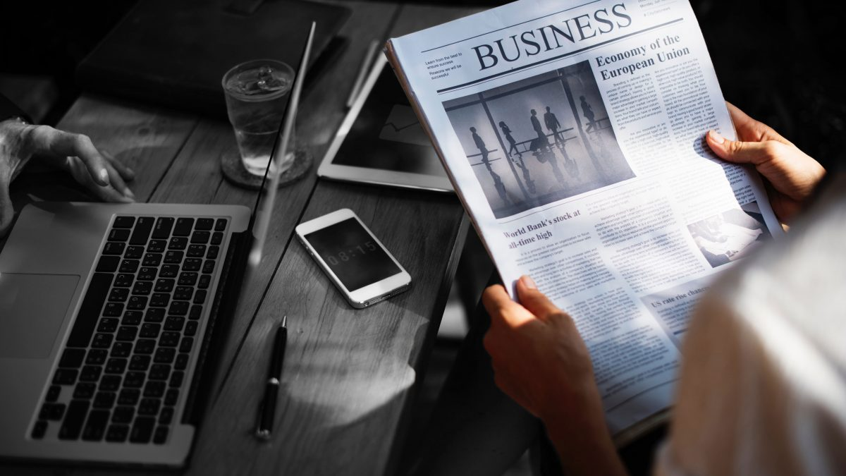 business insider magazine stock photo