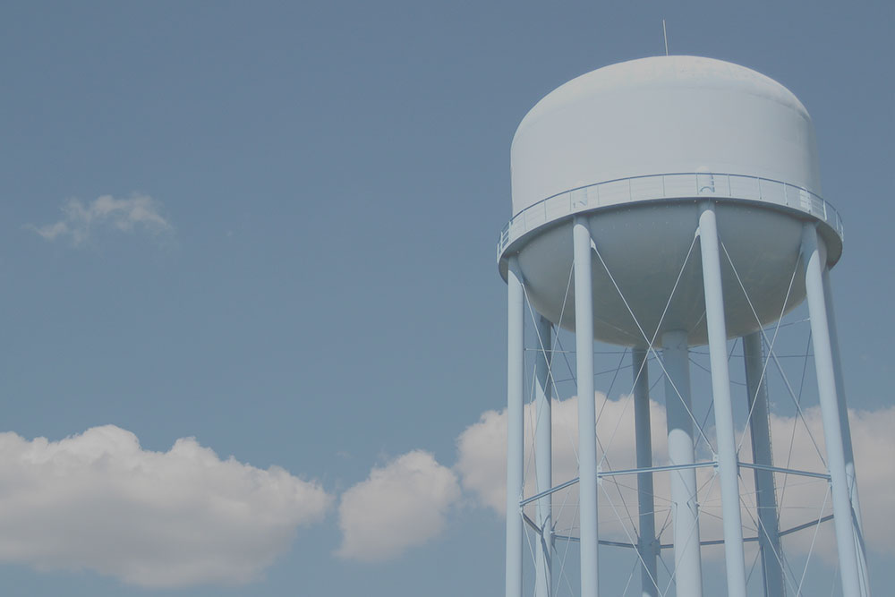 Water Tower for Kentucky American water